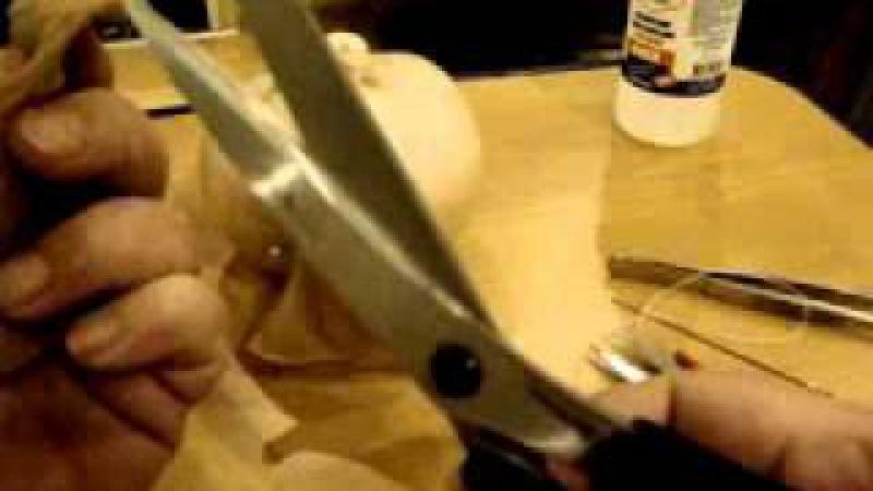 Мастер класс по созданию каркасной куклы Дашенька в скульптурно-текстильной (чулочной) технике ч. 4