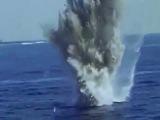Атаки камикадзе на корабли США под красивую японскую музыку