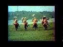 Искусство коллективов народного танца Северной Осетии 70-ых годов
