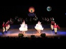 Tańce wielkopolskie Koncert ZPiT Lublin W moim ogródeczku 26 02 2014