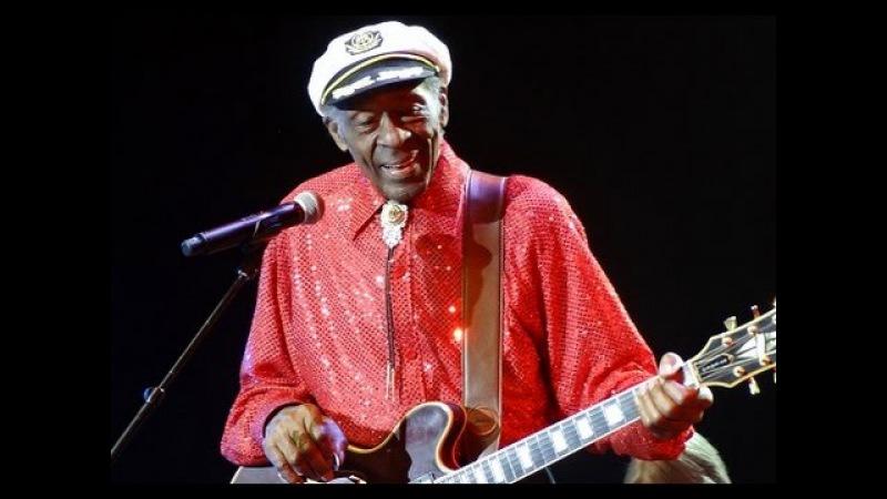Chuck Berry full hd live concert 2014