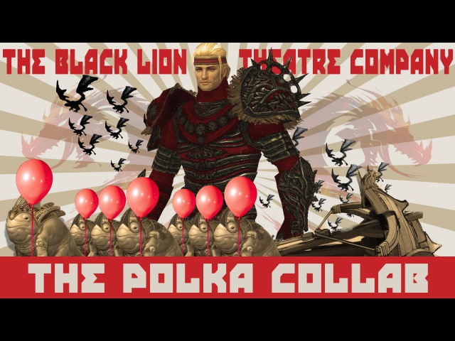 Guild Wars 2 The Polka Collab