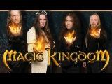 MAGIC KINGDOM - Dragon Princess (2015) official clip AFM Records