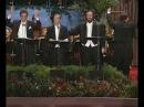 The 3 tenors in concert 1994 - La Donna e Mobile, Libiamo