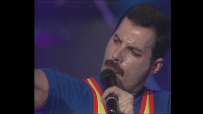 Queen Friends Will Be Friends live in Montreux