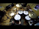 Korn - Word Up Drum Cover (100% GoPro multicam angle) play along n.5 by AlexGalanti
