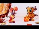 Советские мультфильмы для детей Мышонок, Который Хотел Быть Похожим на Человек ...