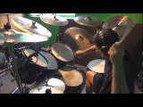 Iron Maiden - Where Eagles Dare Drum Cover