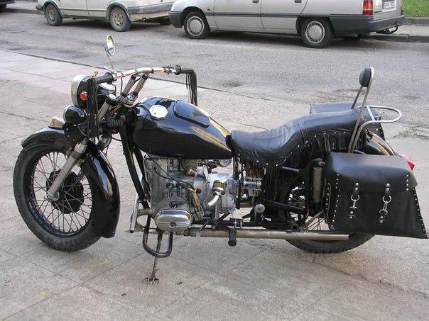 Ремонт мотоциклов днепр своими руками