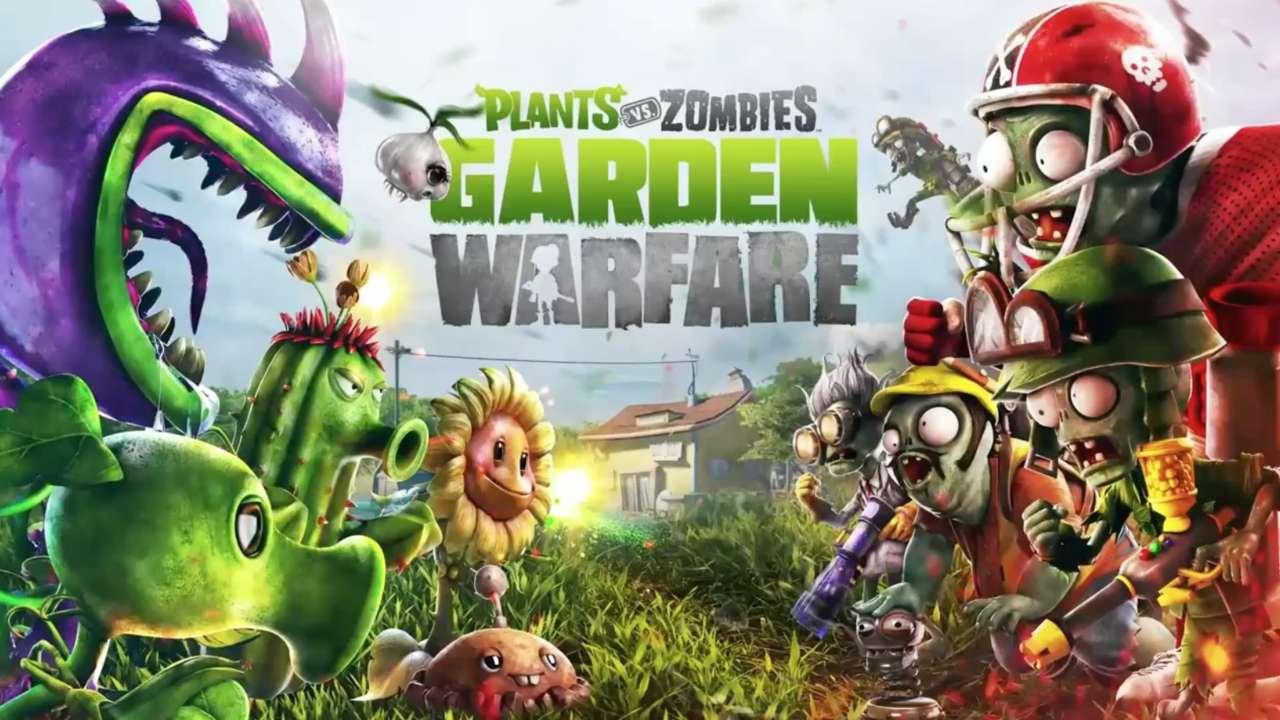 Plants vs. Zombies Garden Warfare[Origin]
