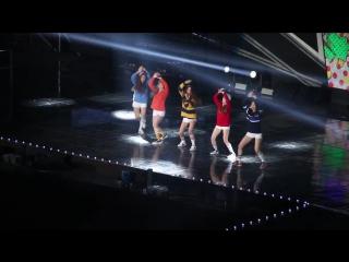 151031 Asia Dream Concert| Red Velvet-Dumb Dumb [Fancam ]