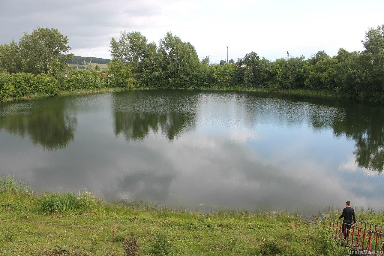 Озеро Молебное в Кишерти