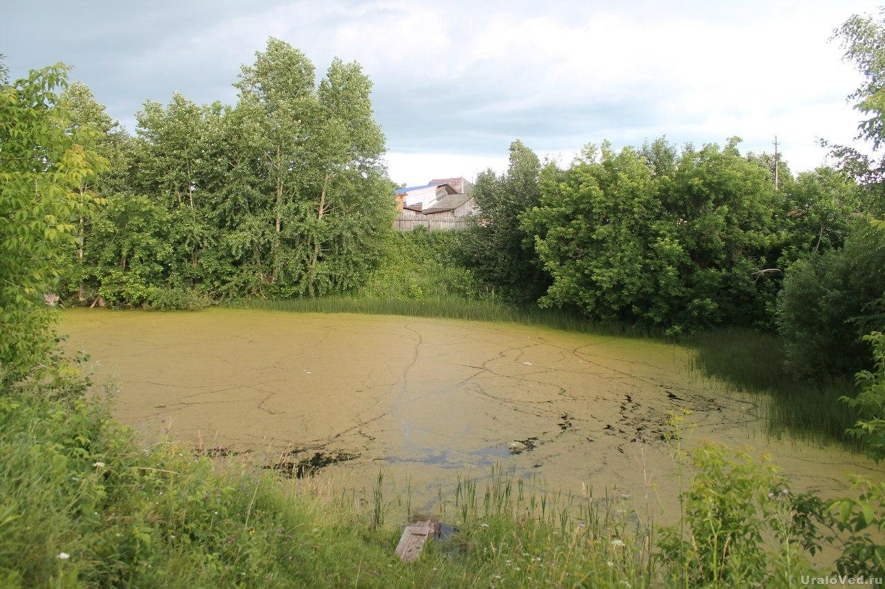 Озеро Провал в Кишерти