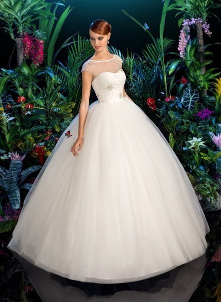 Юлия Большакова Свадебное Платье 93
