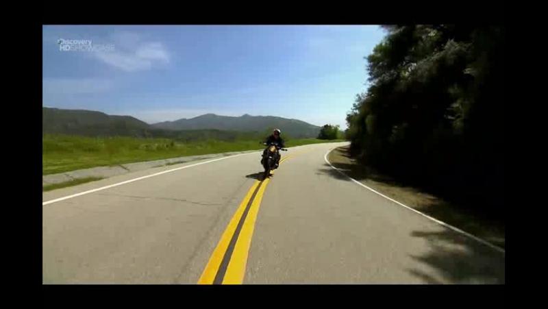 Discovery: Гоночный мотоцикл/Cafe Racer 2 сезон 8-9 серия