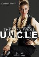 特務型戰/紳士密令(The Man from U.N.C.L.E.)poster