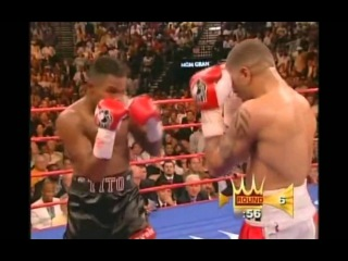 Рональд Райт  против  Феликс Тринидад   6 раунд