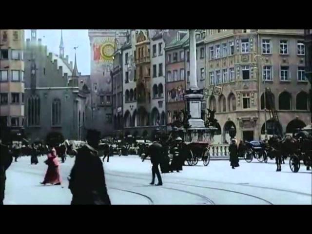 Berlin 1900 in colour