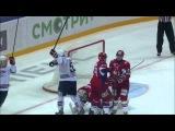 КХЛ 2014/2015: «Локомотив» - «Металлург» - 1:4
