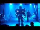 Бал роботов.Робот Титан. Титан шоу. с Мое.