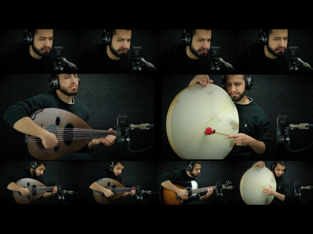 The Last Of The Mohicans Oud cover by Ahmed Alshaiba
