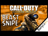 COD: Advanced Warfare - Sniper Gameplay