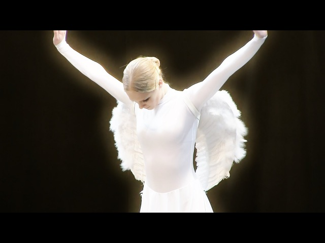 Angel Dance Solo from the ballet On the eve of magic Танец Ангела балет