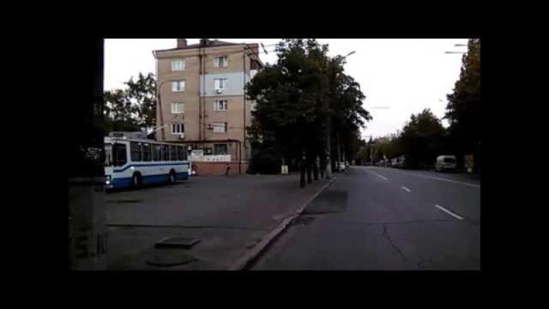 Реконструкция Пл.Освобождения, ул. Лермонтова 28.09.2015