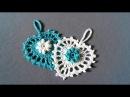 How to crochet heart Как связать крючком сердечко Валентинка вяжем по схемамСЕРДЕЧКО КРЮЧКОМ