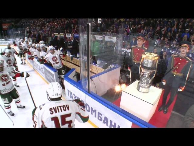 Svitov scores GWG for Ak Bars Победный гол Свитова