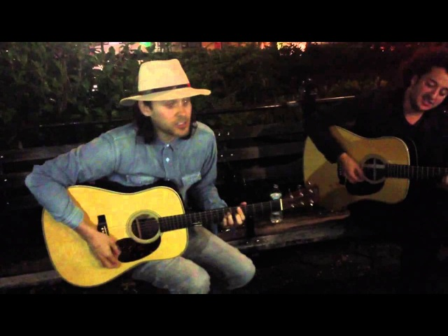 Jared Leto- End of all Days in Union Square Part 1