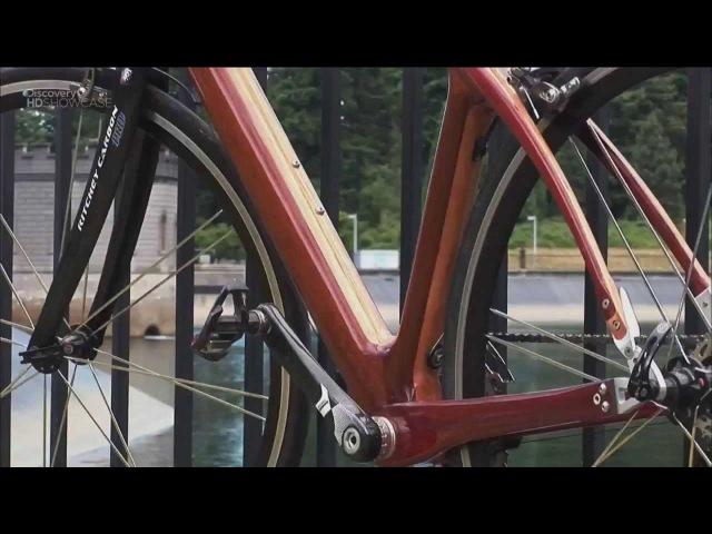 Деревянный велосипед Discovery TechToys 360 Техноигрушки ч 5-6)
