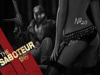 The Saboteur (№20 Игры На Заводе)