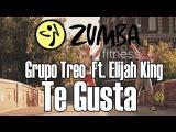 ZUMBAЗУМБА - Grupo Treo Ft. Elijah King - Te Gusta - OFFICIAL CHOREOGRAPHY