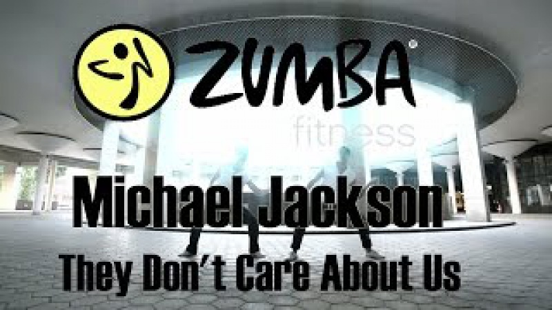 ZUMBA/ЗУМБА - Michael Jackson - They Don't Care About Us (Mikkas Remix) - OFFICIAL CHOREOGRAPHY