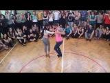 Daniel y Desiree choreography/musicality Cracow 2015