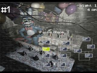 Five Nights at Freddy's 2 ► РОК-ГИТАРИСТ ► #1