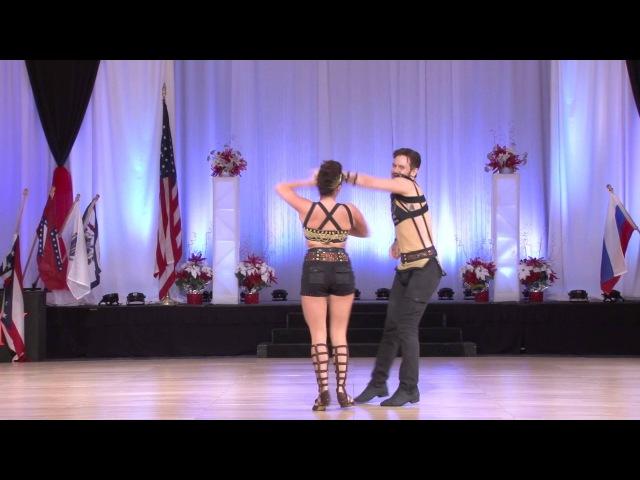 2014 Showcase Champions - Benji Schwimmer Torri Smith - US Open