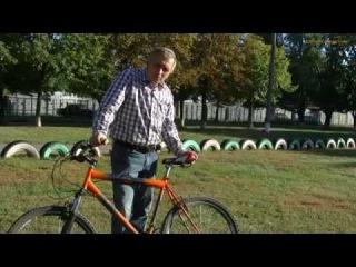 Как настроить велосипед под высокого владельца  - How to set up a bike at high owner