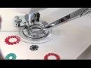 SINGER® Flower Stitch Presser Foot Attachment Tutorial