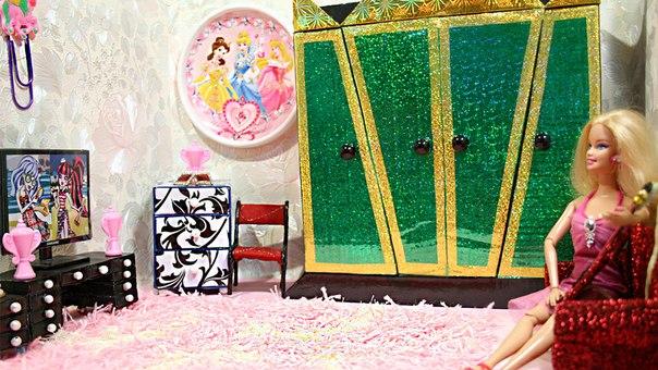 Мой дом для кукол  видео 110