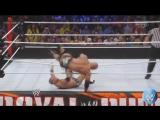 CM Punk vs. The Rock Royal Rumble 2013 Вечерний Реслинг