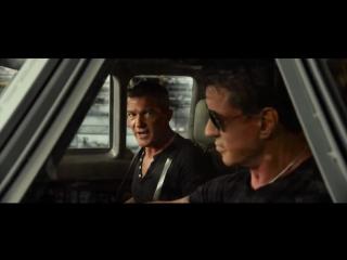 Трейлер: «Неудержимые 3 / The Expendables 3» 2014