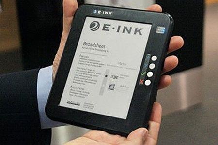 E-mürekkep teknolojisi nedir
