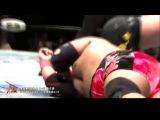 Abdullah Kobayashi &amp GAINA vs. Heisei Gokudo Combi (Kankuro Hoshino &amp Masato Inaba) (BJW)