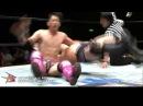 Kazuki Hashimoto & Yusaku Obata vs. Kohei Sato & Shinobu (BJW)