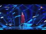 Песня Home с элементами горлового пения (Вероника Ушолик, Чукотский АО). Второй тур