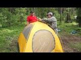 Кемпинговая палатка ЛИМЕРИК 3 V2 Greenell
