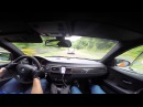 BMW M3 GTS VS BMW M5 F10 Ring Taxi Nürburgring Nordschleife with external mic Harrys Laptimer