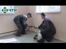 Монтаж теплого пола электрического под плитку Укладка нагревательного кабеля